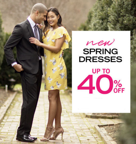 6005a4c16236c Foothills Mall ::: Up to 40% Off New Spring Dresses ::: Belk