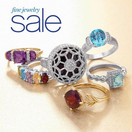 Enjoy 20% Off on Fine Jewelry Purchase
