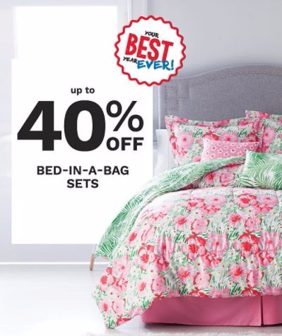 mt. pleasant towne centre ::: up to 40% off bed-in-a-bag sets