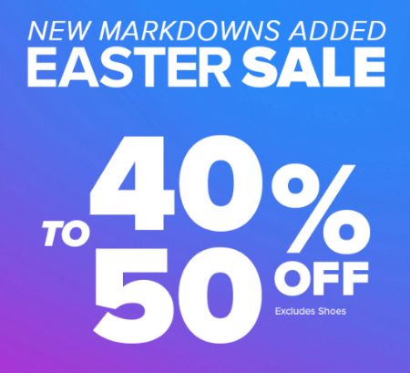 f6b4e7061fc Gulf View Square     40-50% Off Easter Sale     Rainbow Shops