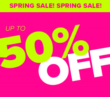 7d21603bfe7 Glynn Place Mall     Up to 50% Off Spring Sale     Rainbow Shops