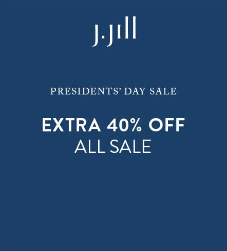 Presidents' Day Sale Extra 40% Off Sale