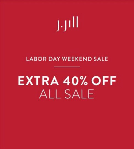 Labor Day Weekend Sale