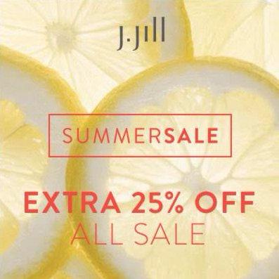 J. Jill Summer Sale