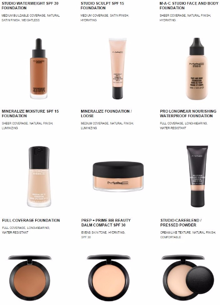Fall's Best Foundations