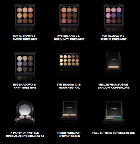 Eyeshadow Palettes for Every Look at MAC Cosmetics