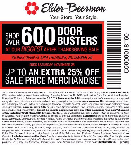 Over 600 Doorbusters at Our Biggest After Thanksgiving Sale
