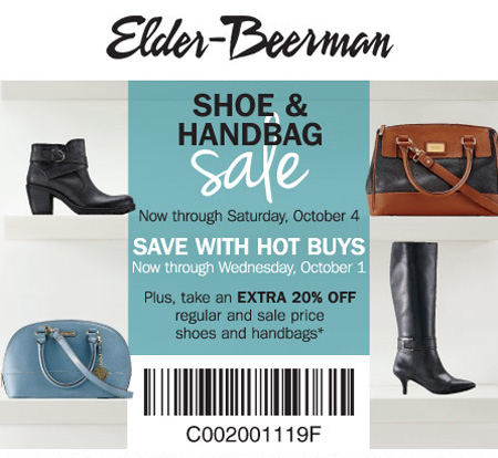 Big Deal Shoe & Handbag at Elder-Beerman