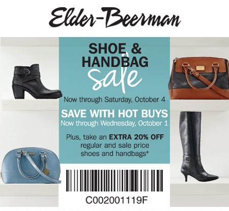 Big Deal Shoe & Handbag at Elder-Beerman