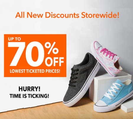 Millcreek Mall Up To 70 Off New Markdowns Payless Shoesource