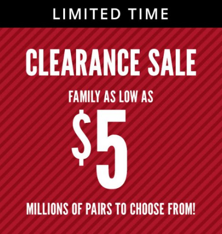 Payless Shoesource Clearance