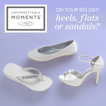 Heels, Flats or Sandals? at Payless ShoeSource