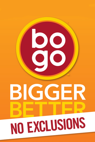 BOGO Bigger Better at Payless ShoeSource