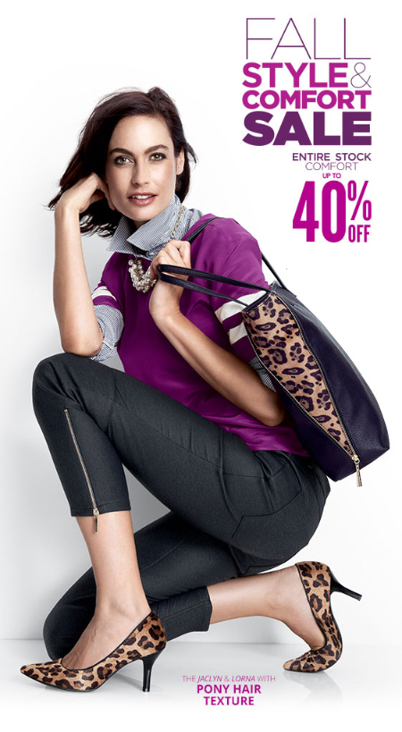 Up to 40% Off Sale Items at Payless ShoeSource