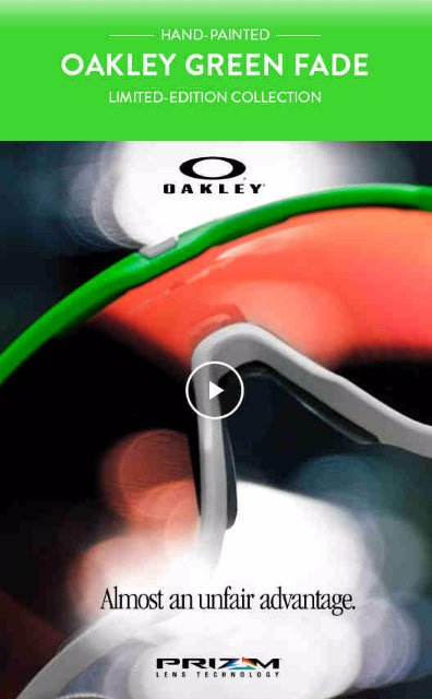 Shop The New Oakley Collection