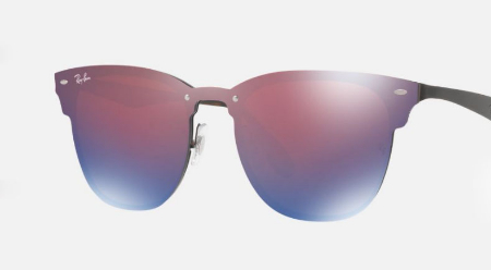 Chesterfield Mall ::: Ray-Ban RB3576N Clubmaster Blaze Collection