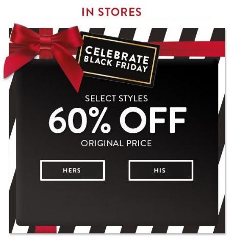 60% Off Black Friday