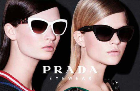 Make a Statement With Prada at Sunglass Hut