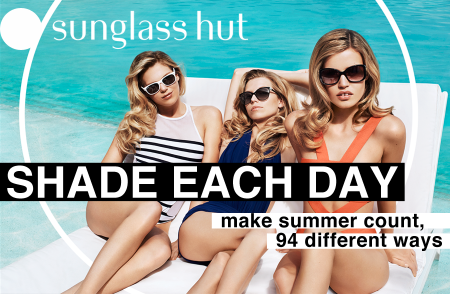 Look Spectacular Sale! Save up to 50% Off! at Sunglass Hut