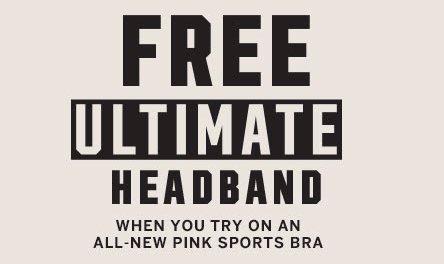 Free Ultimate Headband