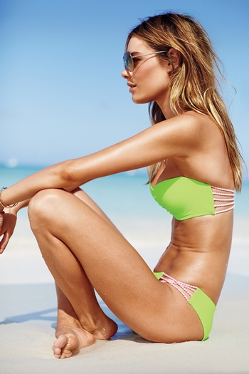 Set Sail with The Swim Trend at Victoria's Secret
