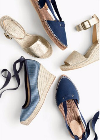 Shop New Espadrilles