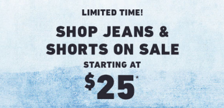 92f6ebadc6e The Shops at Tanforan     Jeans   Shorts on Sale Starting at  25 ...