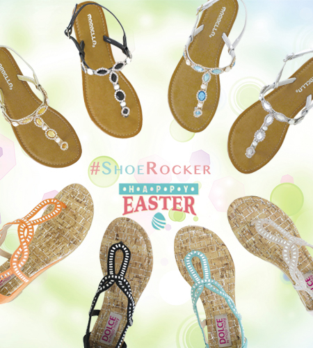 SPRING IS IN THE AIR! at SHOE DEPT.