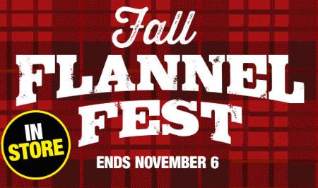 Fall Flannel Fest