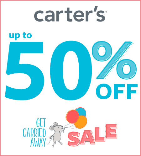 Get Carried Away Sale Up to 50% Off