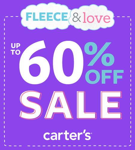 Fleece & Love Up to 60% Off Sale