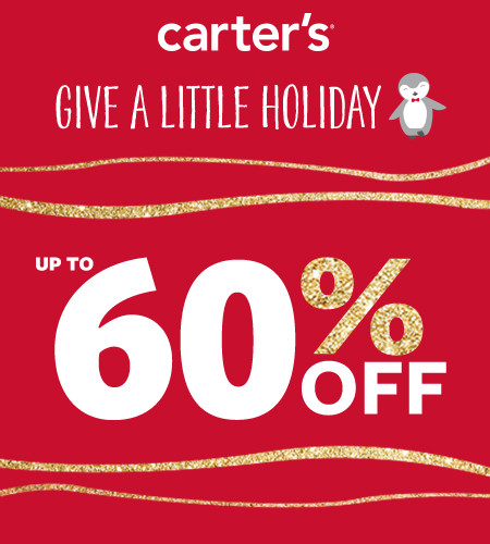 Give A Little Holiday Up To 60% Off