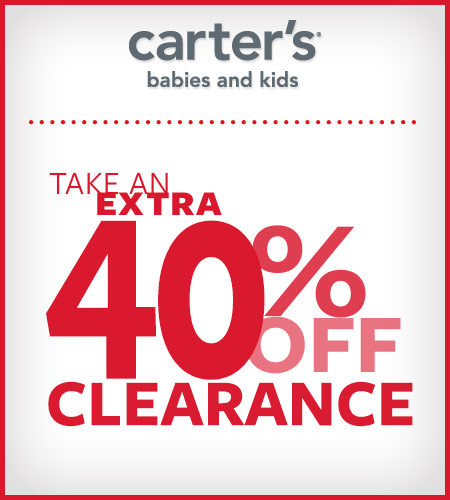 One Day Flash Sale! Take An Extra 40% Off Clearance