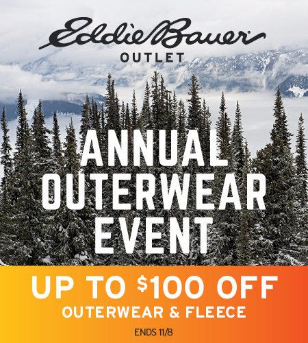 Shop The Annual Outerwear Event