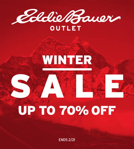 Winter Sale Up To 70% Off!