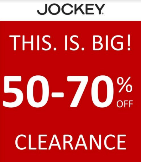 fdbeae9b7 Sanibel Outlets ::: 50-70% Off Clearance ::: Jockey Outlet