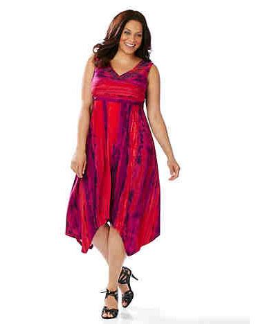 Mythical Isle Dress