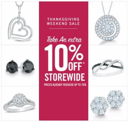 Extra 10% Off Storewide