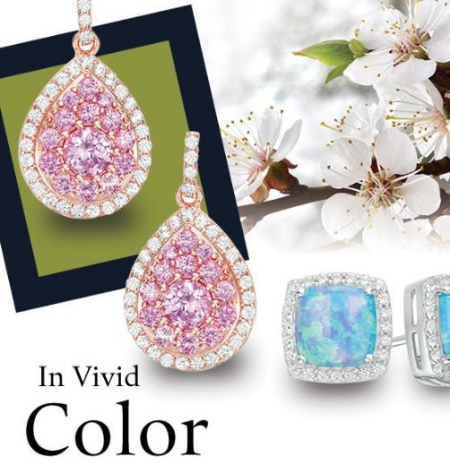 3d681f14d In Bloom: This Season's Budding Earring Trends. Zales Outlet The Diamond  Store