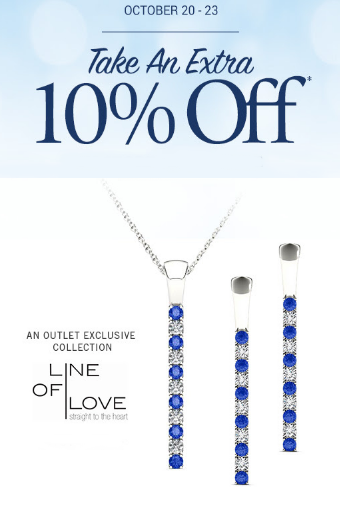 Extra 10% Off Select Styles