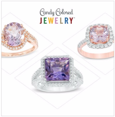 The Candy Colored Jewelry