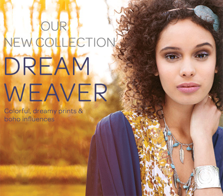 Shop The Dream Weaver Collection at Icing