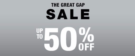 The Great Gap Sale