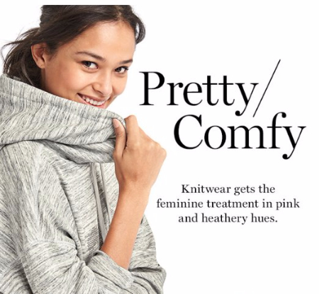 New Cozy Knits Revealed