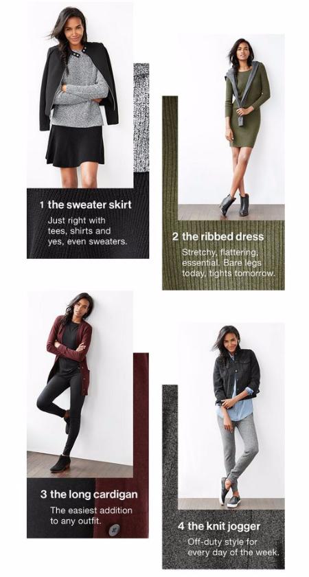 Sweater Trends we Love