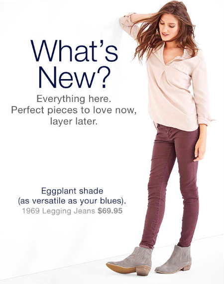 Shop New Arrivals at Gap