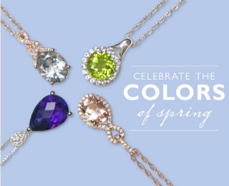 Celebrate The Colors of Spring