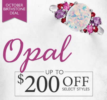 Opal up to $200 Off Select Styles