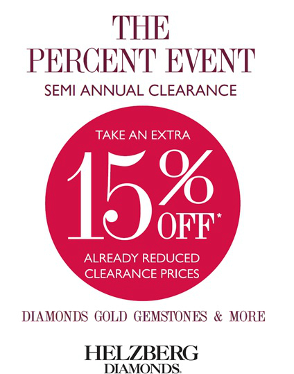 Take an Extra 15% Off* Already Reduced Clearance