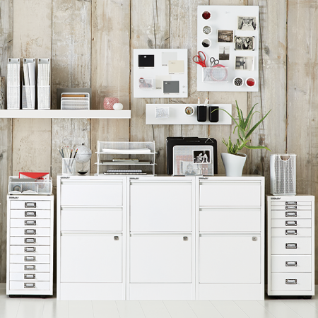 Organize With the Bisley Collection at The Container Store
